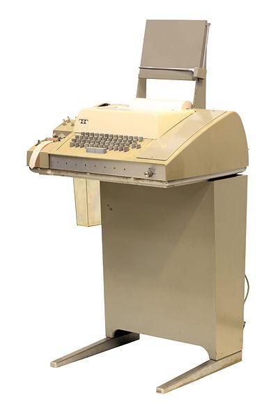 Teletype Model 33