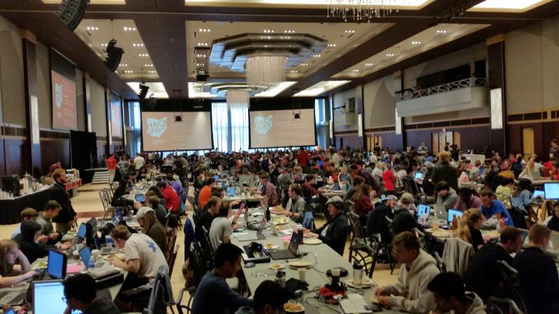 Hackathon at OSU