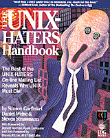 The Unix Haters Handbook - Cover