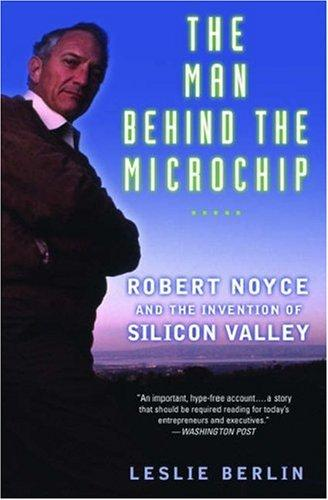 Book Cover - The Man Behind the Microchip