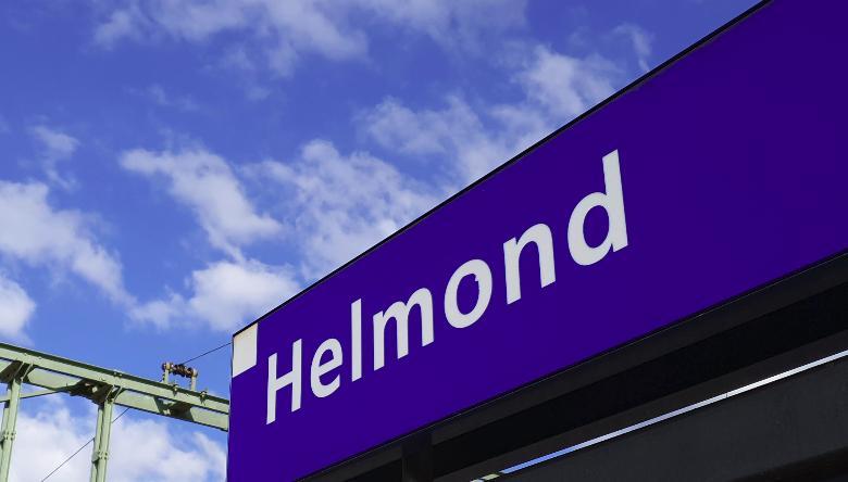 Helmond sign