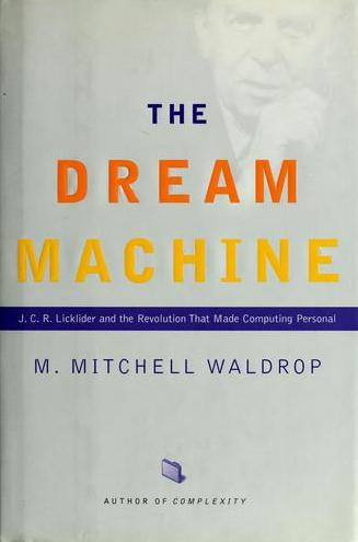 Title page of 'The Dream Machine'