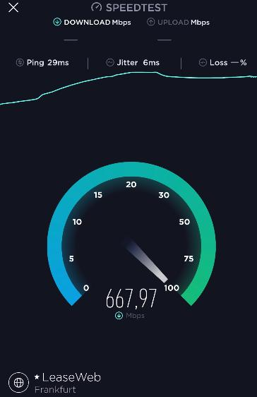 Image: 5G speeds in Cologne