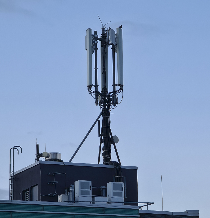Image: Cell site update 2020