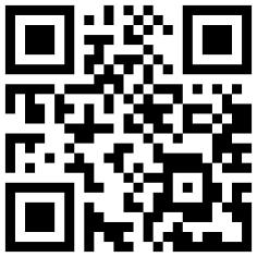Image: 2D bar code that encodes GPS coordinates
